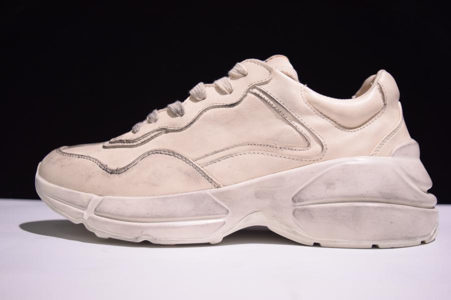 a5098f15176 Gucci Rhyton Vintage Trainer Sneake