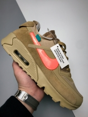 OFF-WHITE x Air Max 90