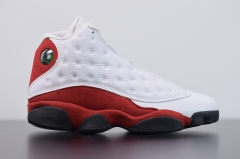 AJ13 red and white