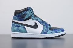 "Air Jordan 1 High OG ""Tie-Dye"""