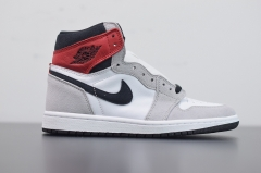 "Air Jordan 1 ""Light Smoke Grey"""