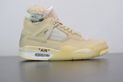 Off-White™ x AJ4 Retro