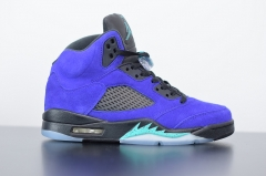 air jordan 5 purple
